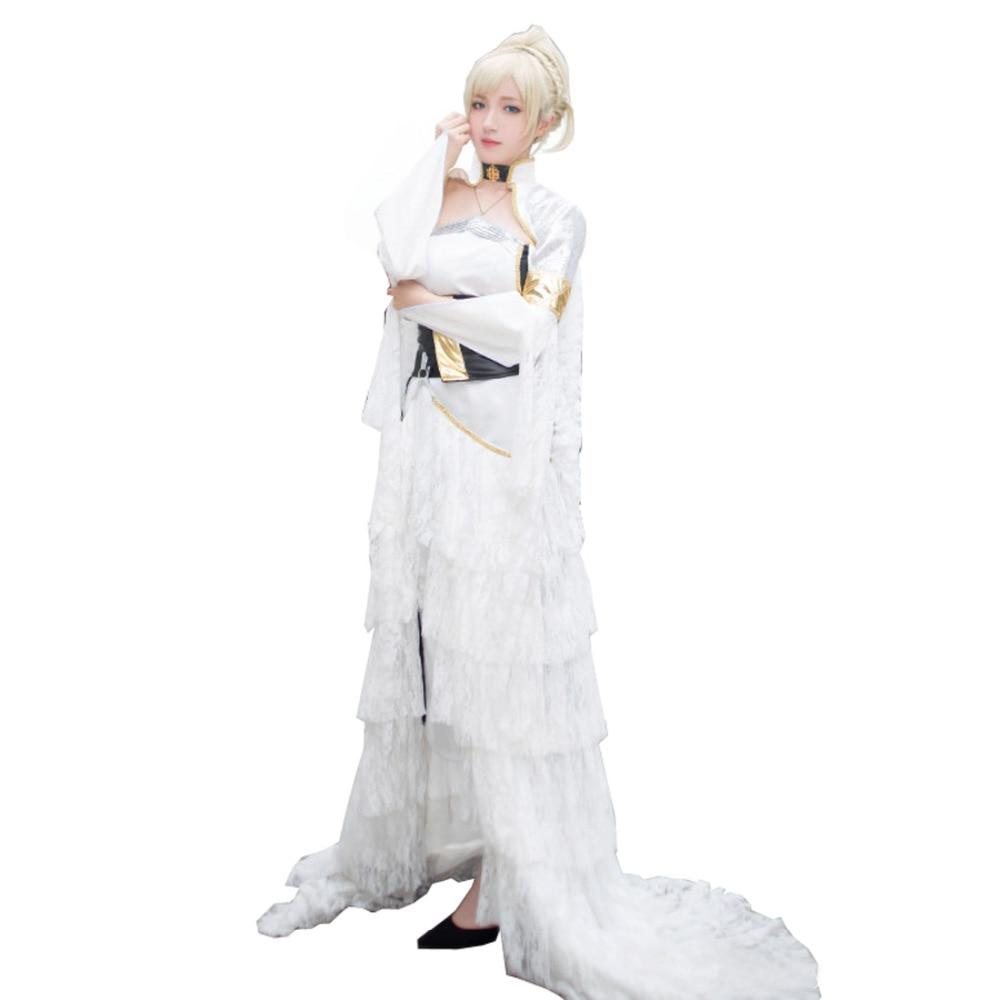2017 Final Fantasy XV Lunafrena Nox Fleuret Uniforms Cosplay Costume Custom Made