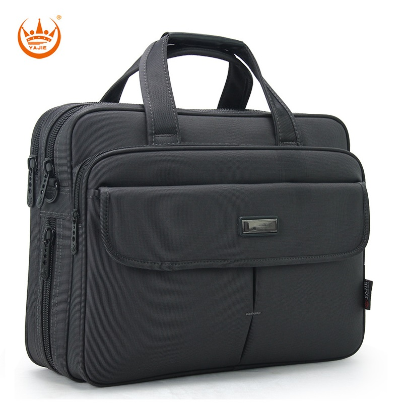 High Quality Men s Briefcase Famous Brand Oxford Business Large Capacity 16 Inch Handbags Laptop Bag