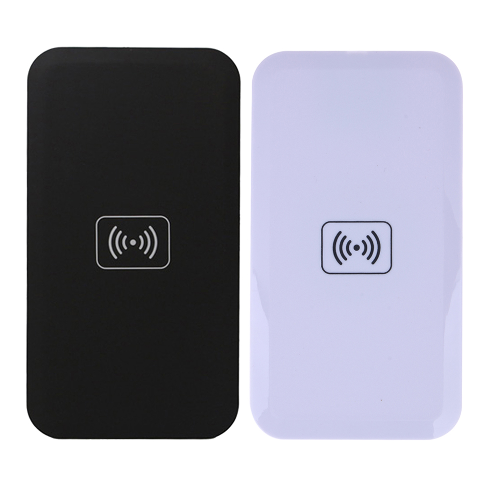 Portable Qi Wireless Charger Charging Pad Panel Transmitter Receiver for iPhone 6/6Plus/5/5S/4/4S Samsung S3/4/5/6 Note2/3