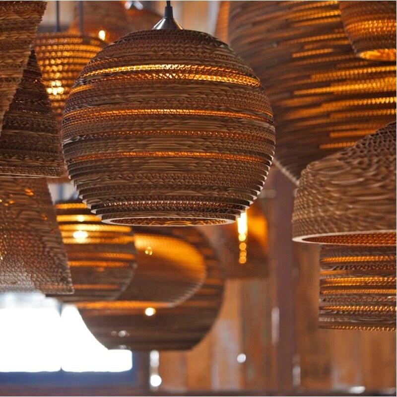 Honeycomb Pendant Light: Nordic Creative Paper Honeycomb Pendant Lamp Bra Pendant