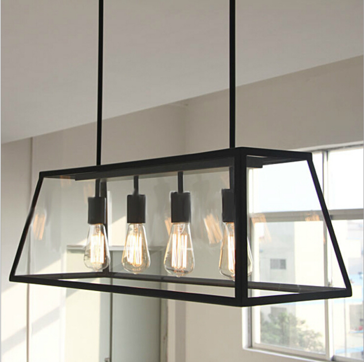 Industrial Glass Pendant Lights Australia Vintage Light Lamp Style Clear  Bell Shade Fixture Loft Coffee Hanging