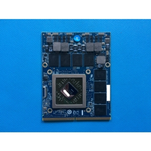 747M2 / 0747M2 / CN-0747M2 - Genuine HD 7970M HD7970 2GB Video Card 216-0836036 for Alienware M17x R3 / R4 / M18x R2(China)