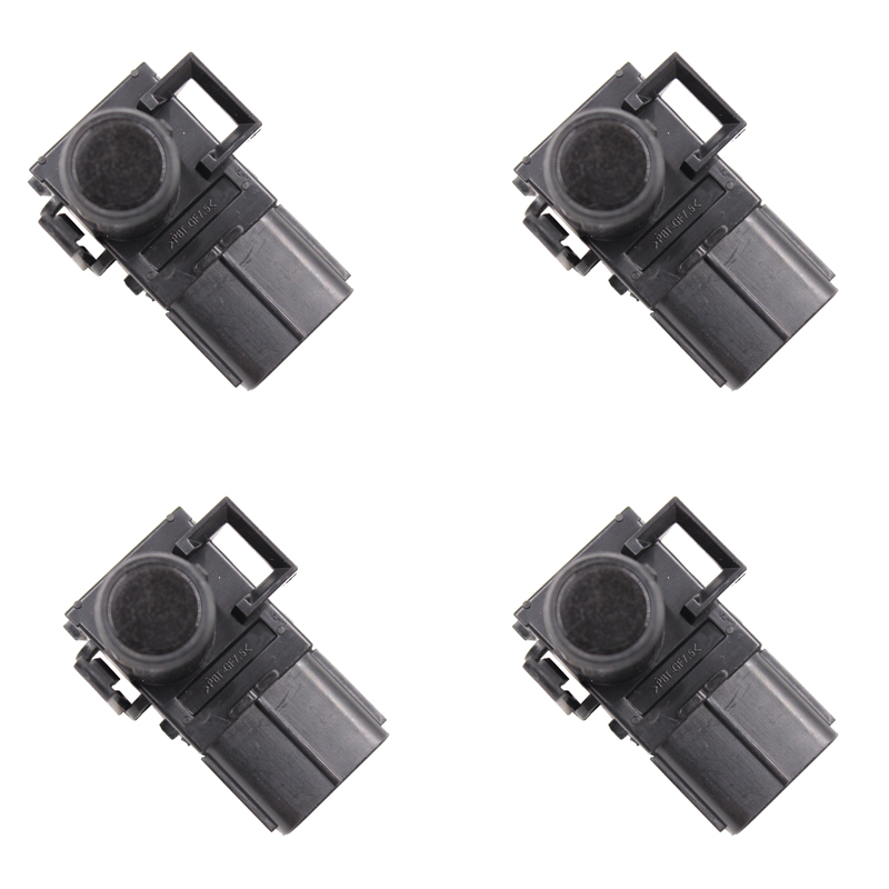YAOPEI Parking-Assist-Sensor PDC 89341-48010 Reverse-Backup Toyota Lexus 4PCS