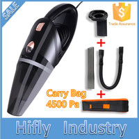 HF2003 Car Vacuum Cleaner 120W 12V Wet Dry Portable Handheld 16 4FT 5M Power Cord With