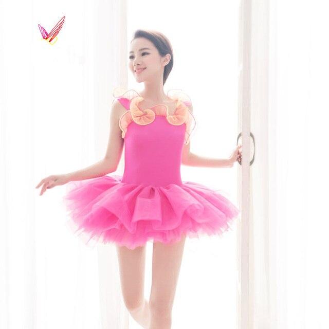 a64bb8b39 Ballet Leotard Dance Clothes Kids Balet Costume Ballerina Dress Free ...