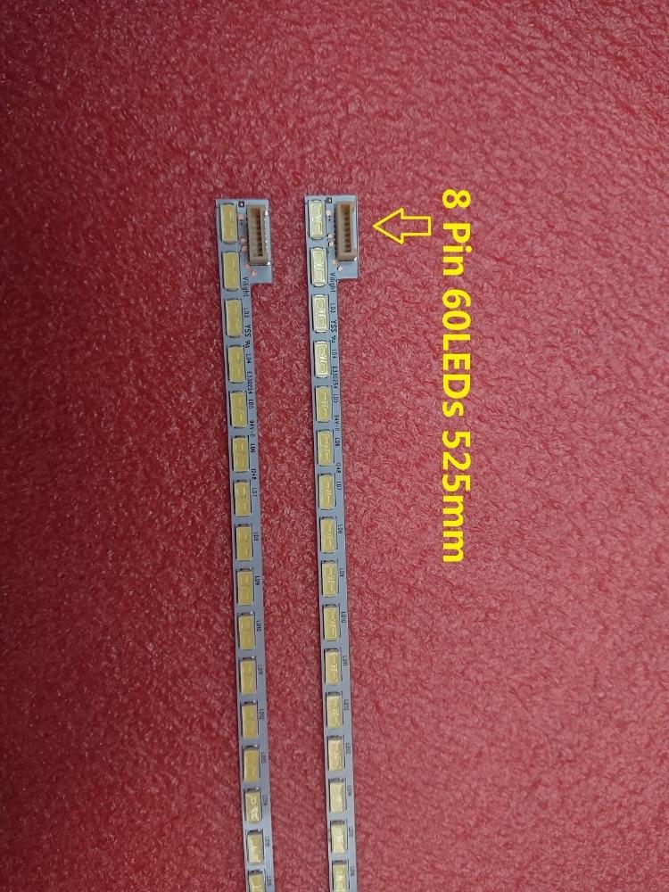 Nouveau 2 PCS/lot 60 LED 525mm LED bande pour 42LS5600 42LS560T 42LS570S 42LS575S T420HVN01.0 LG Innotek 42 Pouces 7030PKG 60eaNouveau 2 PCS/lot 60 LED 525mm LED bande pour 42LS5600 42LS560T 42LS570S 42LS575S T420HVN01.0 LG Innotek 42 Pouces 7030PKG 60ea