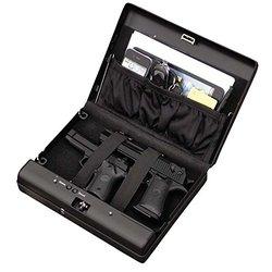Pistol mobile code metal safe box gun vault jewelry cash mone safe box car home office.jpg 250x250