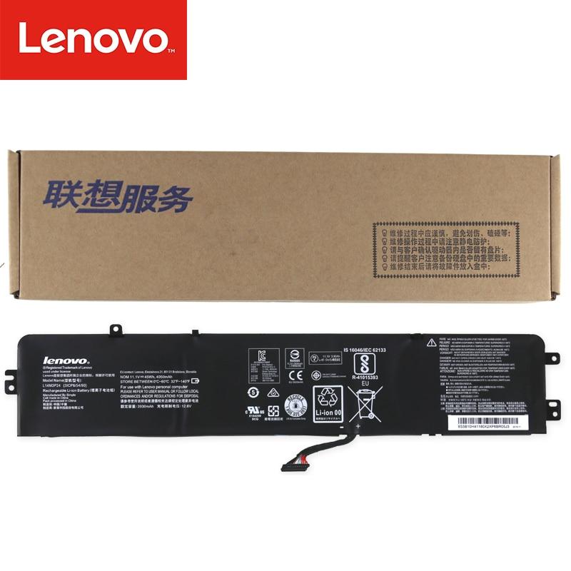 Original Laptop battery For Lenovo Ideapad Xiaoxin 700 R720 Y700-14ISK Y520-15IKB 11.1V 45Wh 4050mAh L14M3P24 L14S3P24