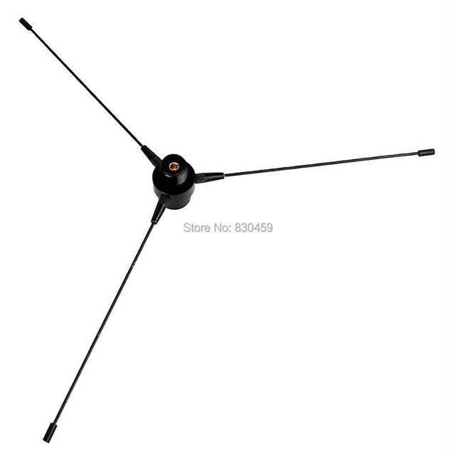 Новый Черный НАГОЯ RE-02 Мобильные Антенны Ground УВЧ-F Женщина 10-1300 МГц Для Автомобильного Радиоприемника