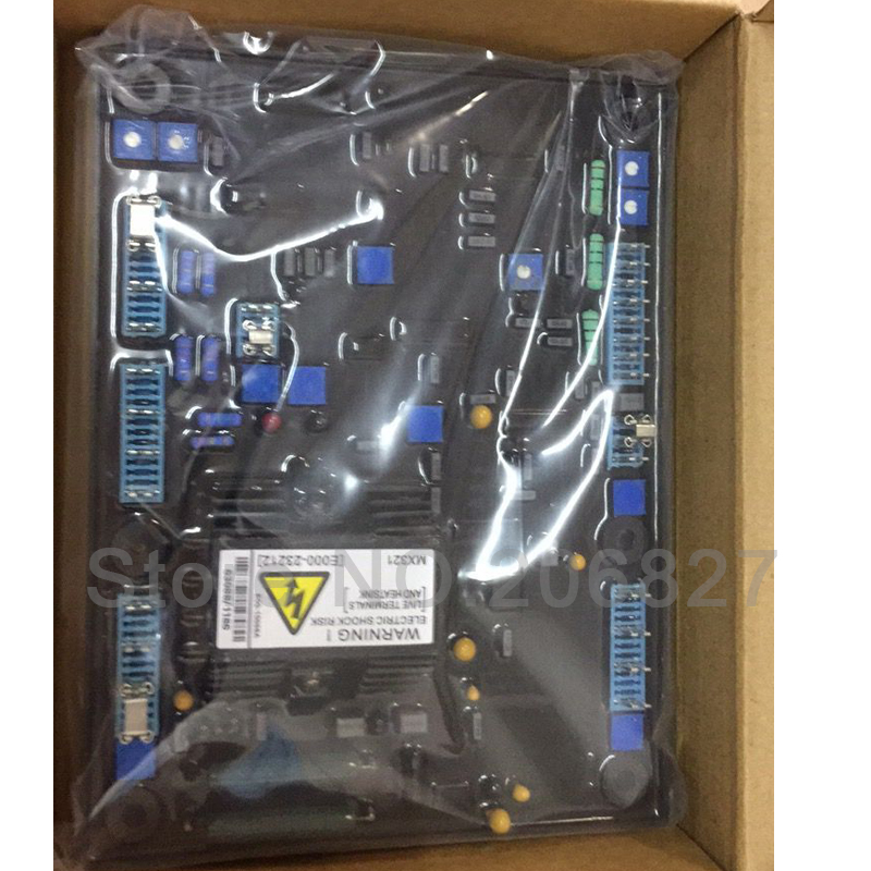 AVR MX321 for 500kw 800 kva generator defender avr typhoon 800