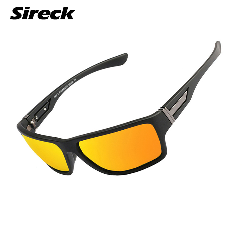3f93e05e30 Sireck Polarized Fishing Glasses Men Women UV400 Outdoor Sport Sunglasses  Climbing Hiking Cycling Glasses Fishing Eyewear 2018 -in Fishing Eyewear  from ...