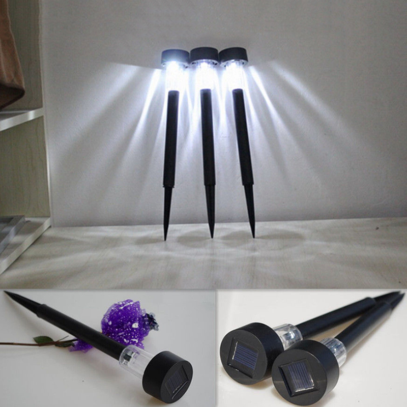Free shipping 2016 wholesale 10pcs new arrival solar led outdoor free shipping 2016 wholesale 10pcs new arrival solar led outdoor lights lawn garden landscape path stake spot lamp hot sale in garden buildings from home aloadofball Image collections