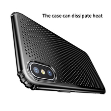 Baseus Small Hole Case for iPhone X