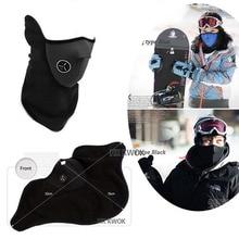 Neck Warmers Balaclavas CS Hat Headgear Winter Skiing Ear Windproof Face Mask Motorcycle Bike Scarf for women&men
