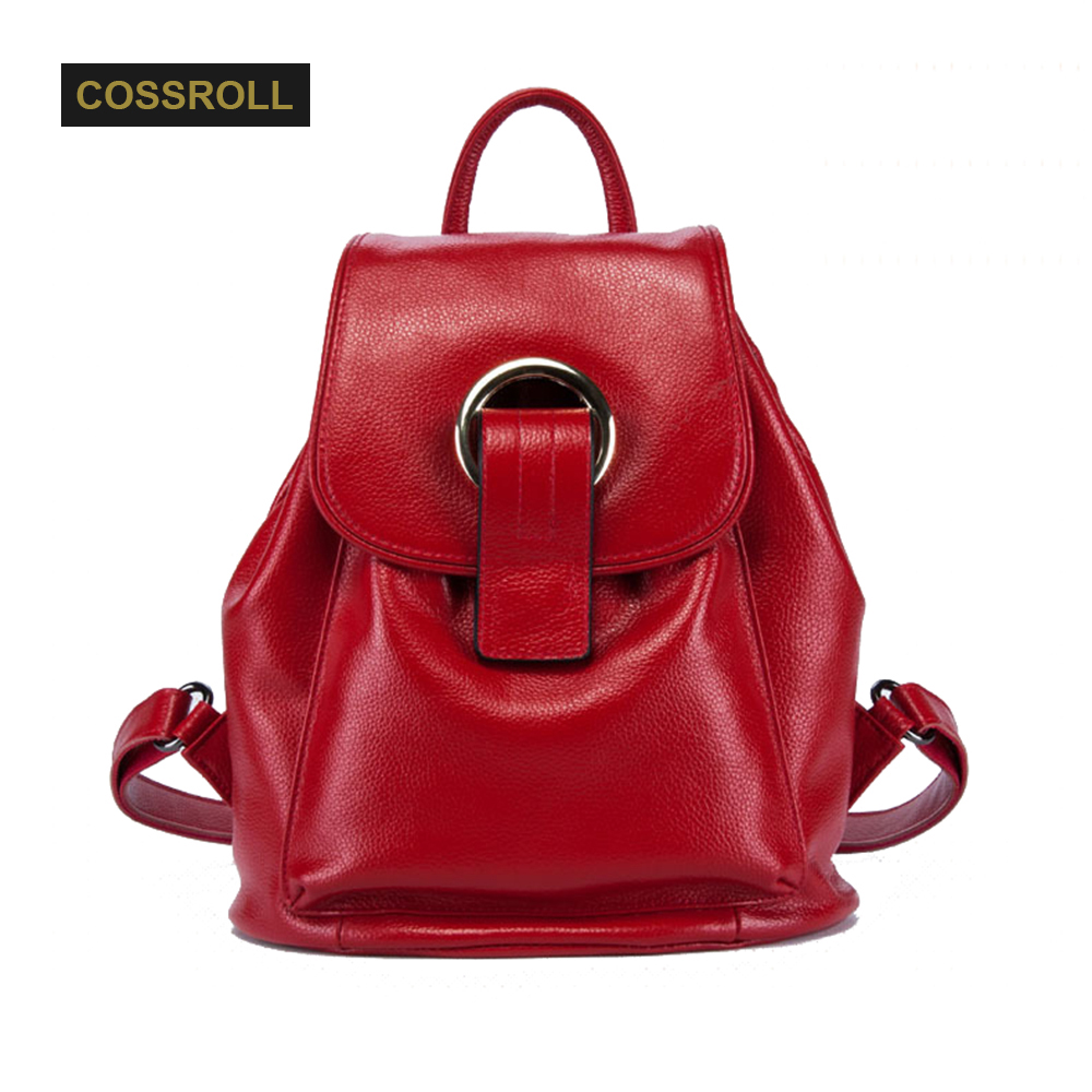 Genuine Leather Backpack Large Capacity Black Leather Shoulder Bag Women School Backpack Travel Bags school backpacks for Girl swdvogan new travel backpack korean women rucksack pocket genuine leather men shoulder bags student school bag soft backpacks