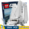 2503pcs Star Wars Universe New 05034 Imperial Shuttle Model Building Blocks Kit Gifts Boys Toys Compatible with Lego