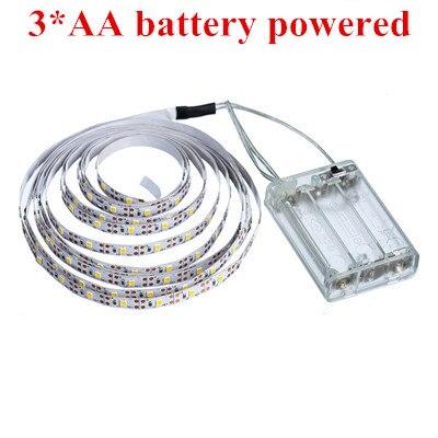 3AA battery powered
