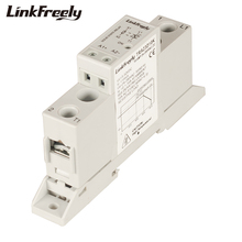 цена на TRA23D10K DC AC Din Rail Solid State Relay SSR 10A 24-280VAC Output 3V 5V 12V 24V 32VDC Input Electrical Relay Control Voltage