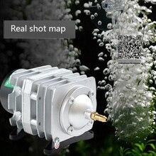 220V Hailea 외부 고전력 AC 전자기 공기 펌프 물고기 연못 산소 펌프 압축기 공기 통풍기 펌프 ACO 208 308 318
