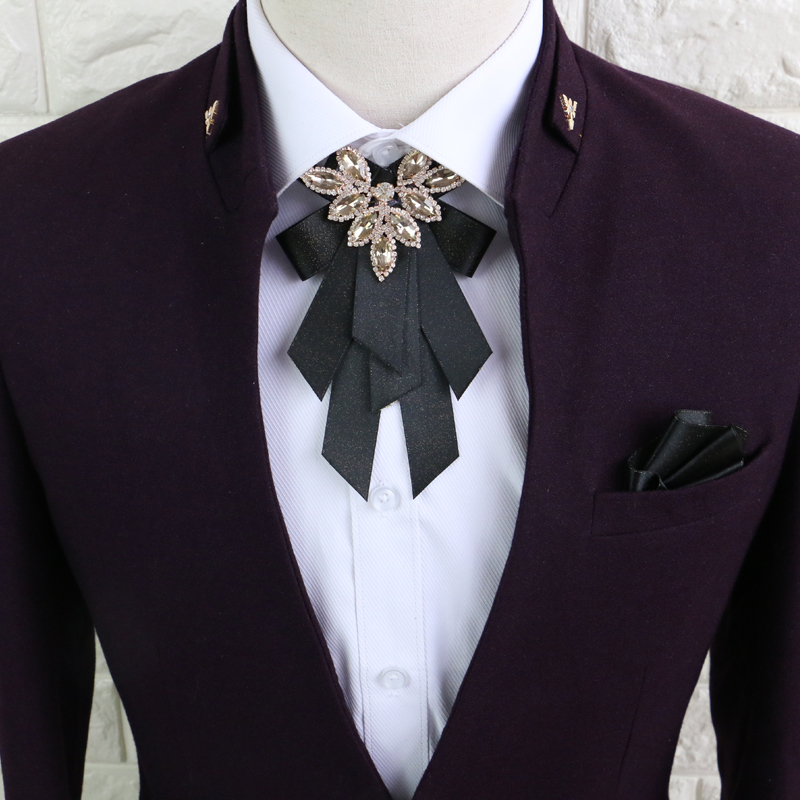 I Remiel галстук бабочка, бант, брошь, ткань, лента, булавки и броши, блузка Harajuku, украшение воротника, повседневная женская бижутерия броши
