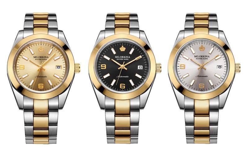 men mechanical watch (2)