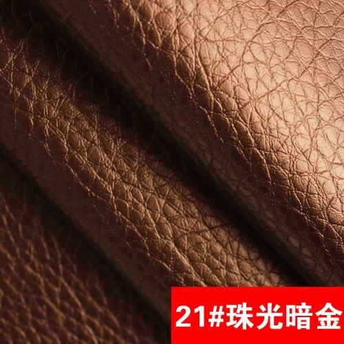 21 # Di Alta Qualità Dell'unitÀ Di Elaborazione Di Cuoio Tessuto Come Leechee Per Fai Da Te Cucito Divano Tavolo Scarpe Borse Materiale Letto (138*100 Cm) Profitto Piccolo