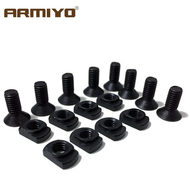 4 mm M4 Set Screw PCP Steel