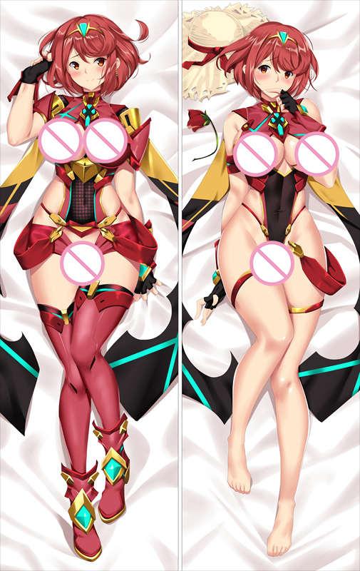 Negozio di cirno xenoblade 2 Personaggi anime sexy girl homura Federa del corpo Dakimakura