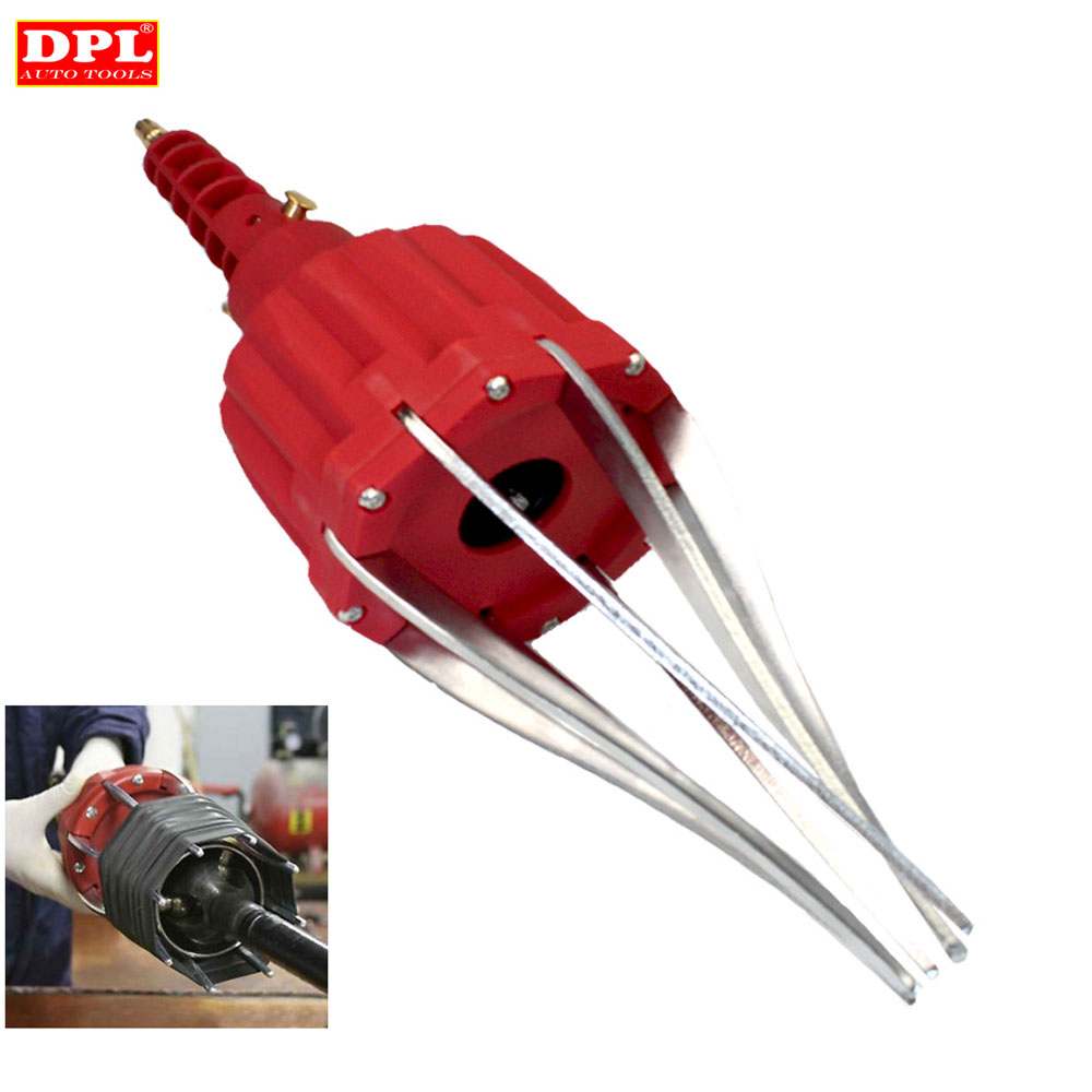 CV Joint Boot Install Installation Tool Removal AIR TOOL Without Removing Driveshaft