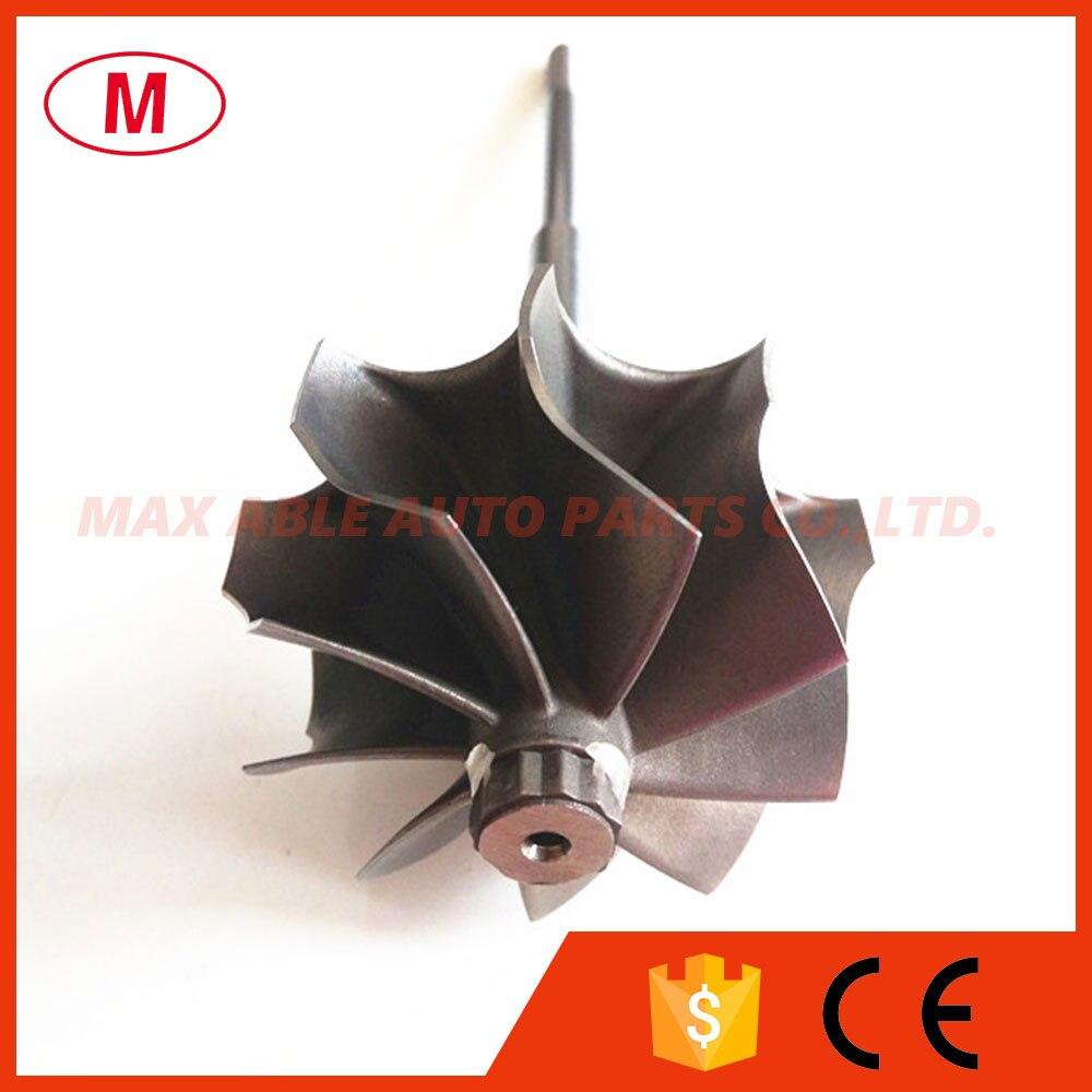 TD04HL Turbocharger turbine shaft wheel turbine wheel 45 65X52mm 9 blades