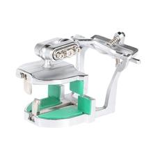 Articulador de dente ajustável de alta qualidade para laboratório dentista equipamentos com parafuso ferramenta motorista
