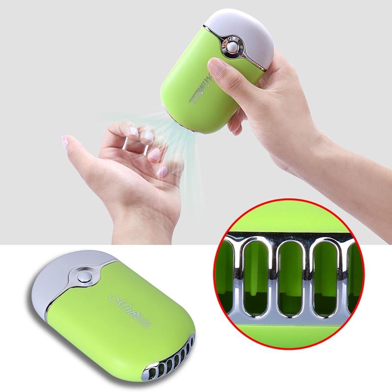 Belen 2 en 1 Mini USB portátil soplador de mano de uñas secado ...