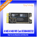 "For Macbook Air 11"" A1465 13"" A1466 2013-2015 4.0 Bluetooth Wireless Wifi Airport CardBCM94360CS2"