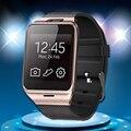 "Smart watch aplus gv18 vida a prueba de agua teléfono 1:55 ""nfc tarjeta sim gsm cámara relojes smartwatch para android teléfonos samsung iphone7"