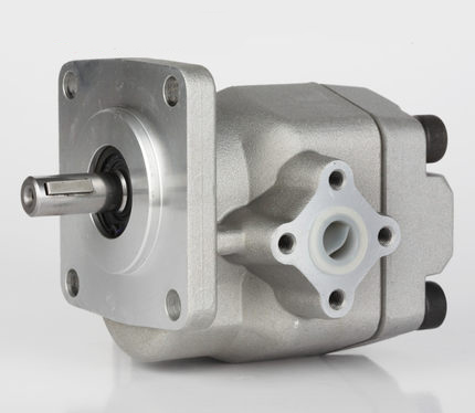 Hydraulic Oil Pump High Pressure Gear Pump  HGP-2A-F12R