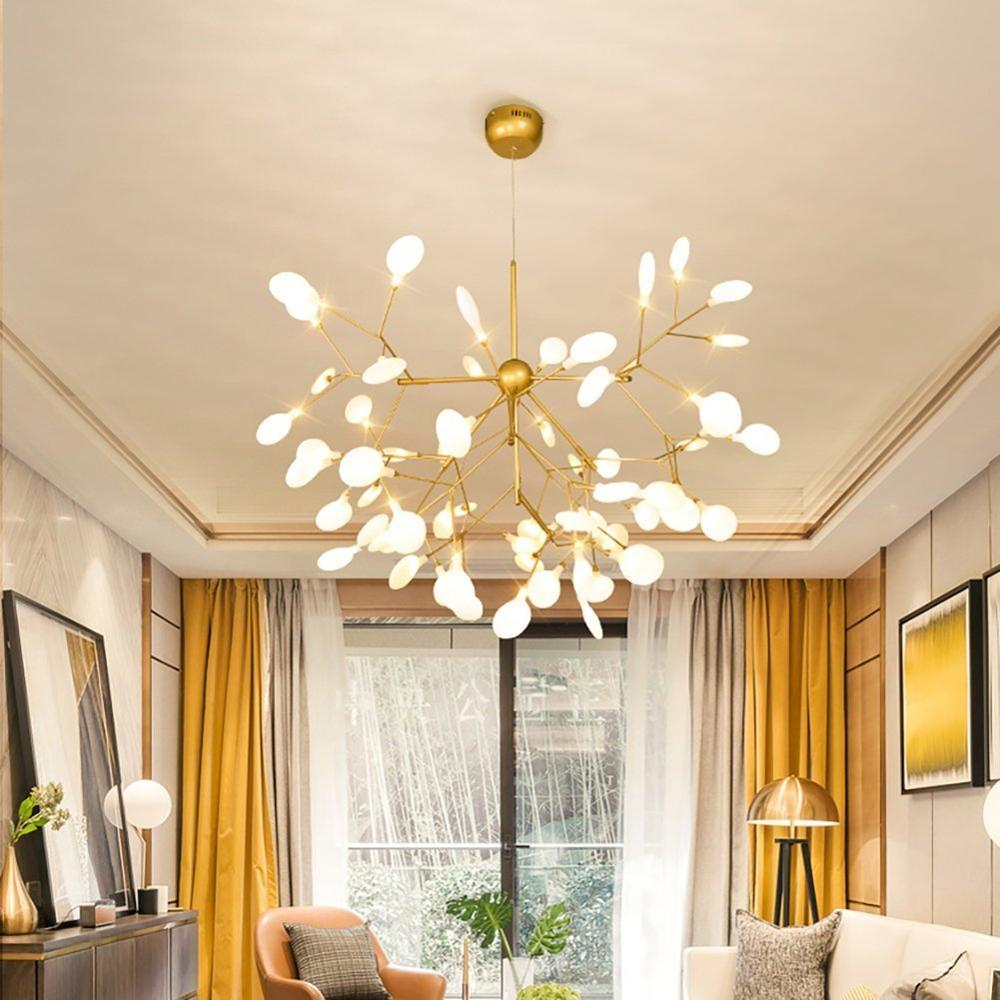 Ceiling Lights Modest Restaurant Chandelier Modern Minimalist Led Personality Love Bar Table Lamp Nordic Creative Living Room Bedroom Warm Lighting Moderate Price