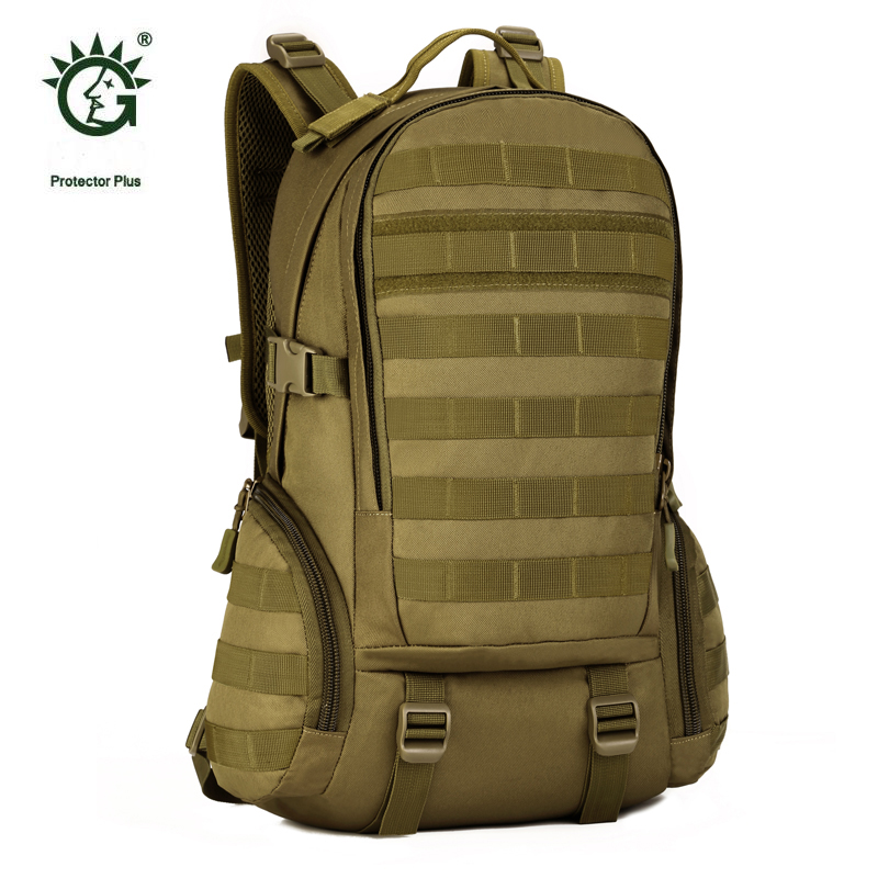 Famous Brand 35L Sports Outdoor Military Tactical Molle Backpack Bags For Mochila Camping Tactica Hiking Backpacks Bag hot 35l military tactical backpack rucksacks men camouflage outdoor sports bag camping hiking bags 2017 free shipping molle 4635