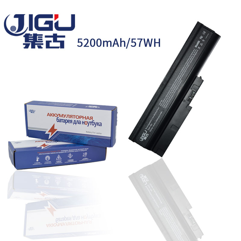 JIGU Laptop Battery For IBM Lenovo ThinkPad R60 R60e R61 R61e R61i T60 T60p T61 T61p R500 T500 W500 SL400 SL500 SL300