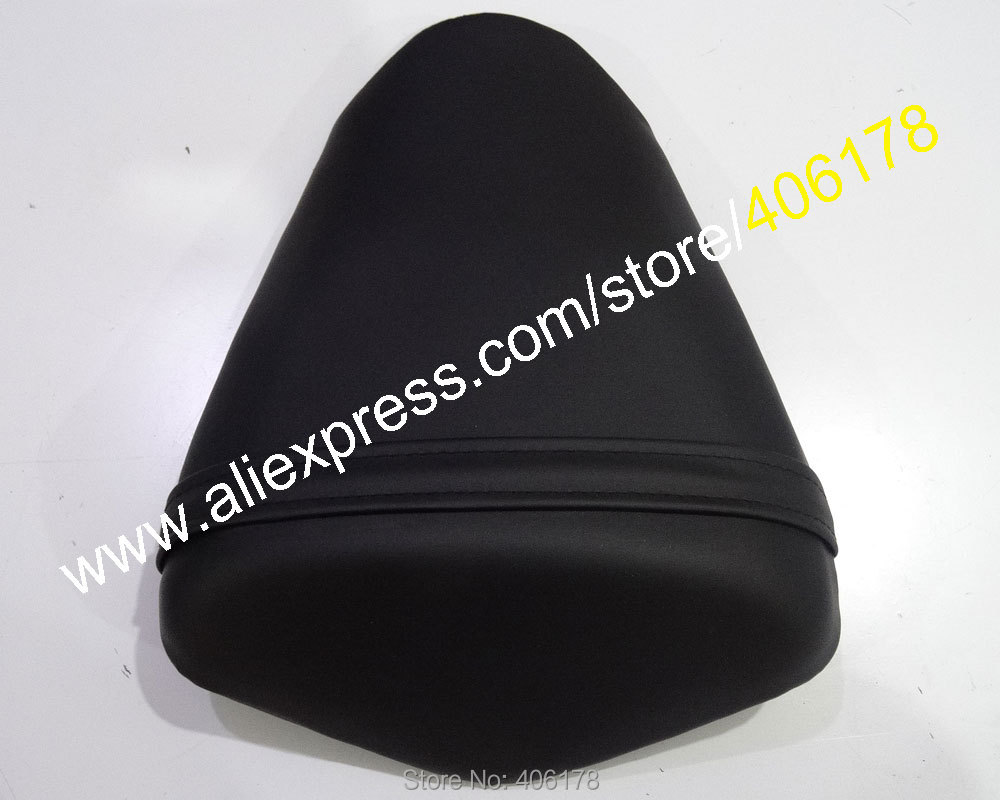 Hot Sales,Rear Passenger Leather Seat For Kawasaki ZX6R 2013 2014 ZX-6R 13 14 ZX 6R Motorbike Rider Seat Cover Cushion Cowl