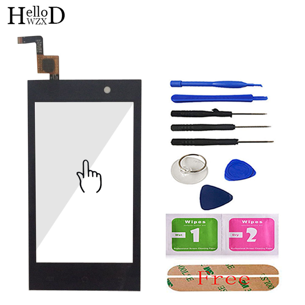HelloWZXD 4.0 For Micromax A093 A 093 Touch Screen Glass Digitizer Panel Front Glass Lens Sensor Flex Cable Free AdhesiveHelloWZXD 4.0 For Micromax A093 A 093 Touch Screen Glass Digitizer Panel Front Glass Lens Sensor Flex Cable Free Adhesive