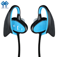 YOU FIRST IPX8 Wireless Headphones Bluetooth Waterproof Sport With Microphone Headset Bluetooth Earphone Hands Free For Mobiles