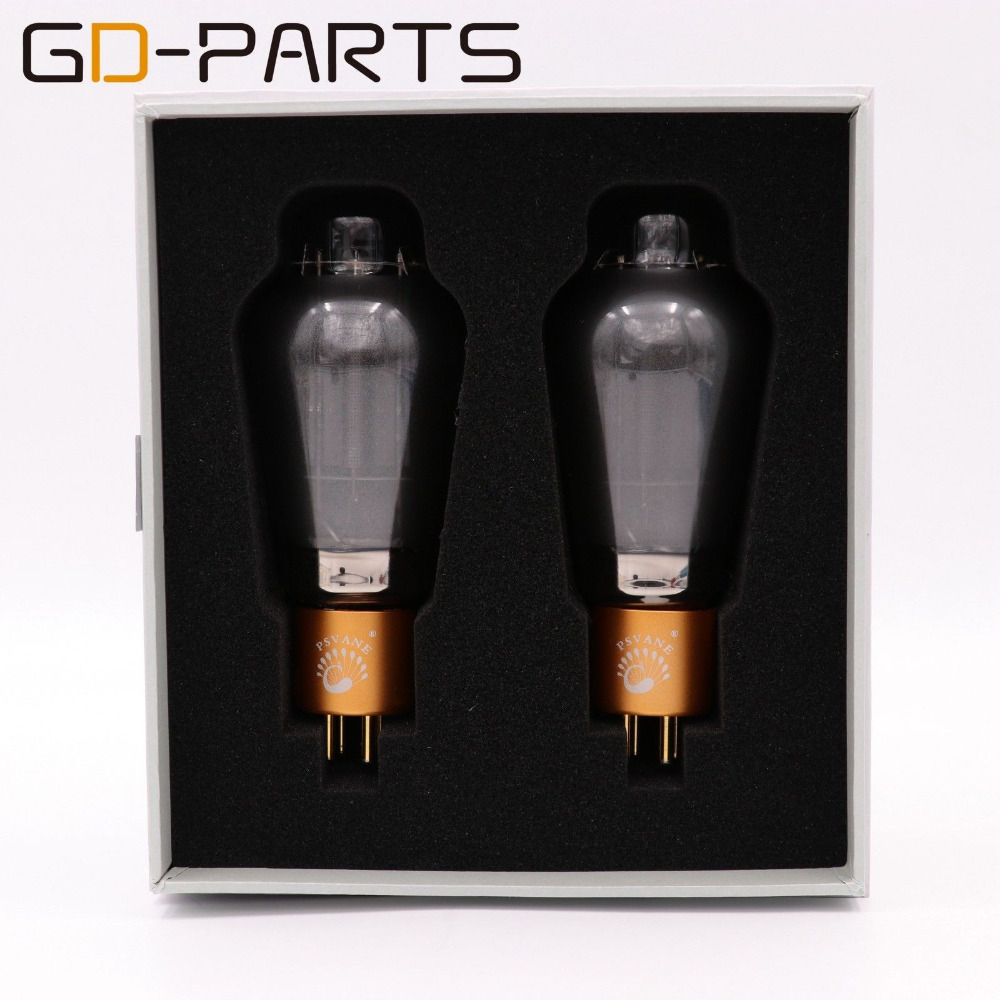 GD-PARTS PSVANE 300B-TII Vacuum Tube 300B Valve Tube For Hifi Vintage Audio Amplifier DIY Factory Test&Match 1 Pair