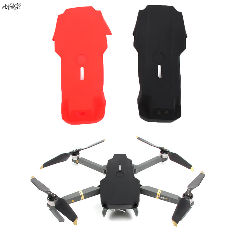 1pcs Body Shell Protective Cover Silicone Case Skin Guard Prop Protector Spare Parts For DJI Mavic Pro Drone Accessories