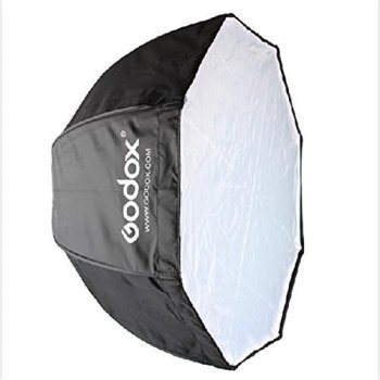Godox Portable Octagon Softbox 80cm/31.5in Umbrella Brolly Reflector Flash light Softbox for Studio Photo Flash Speedlight godox 50cm 130cm strip beehive honeycomb grid softbox with for bowens mount studio strobe flash light photography lighting