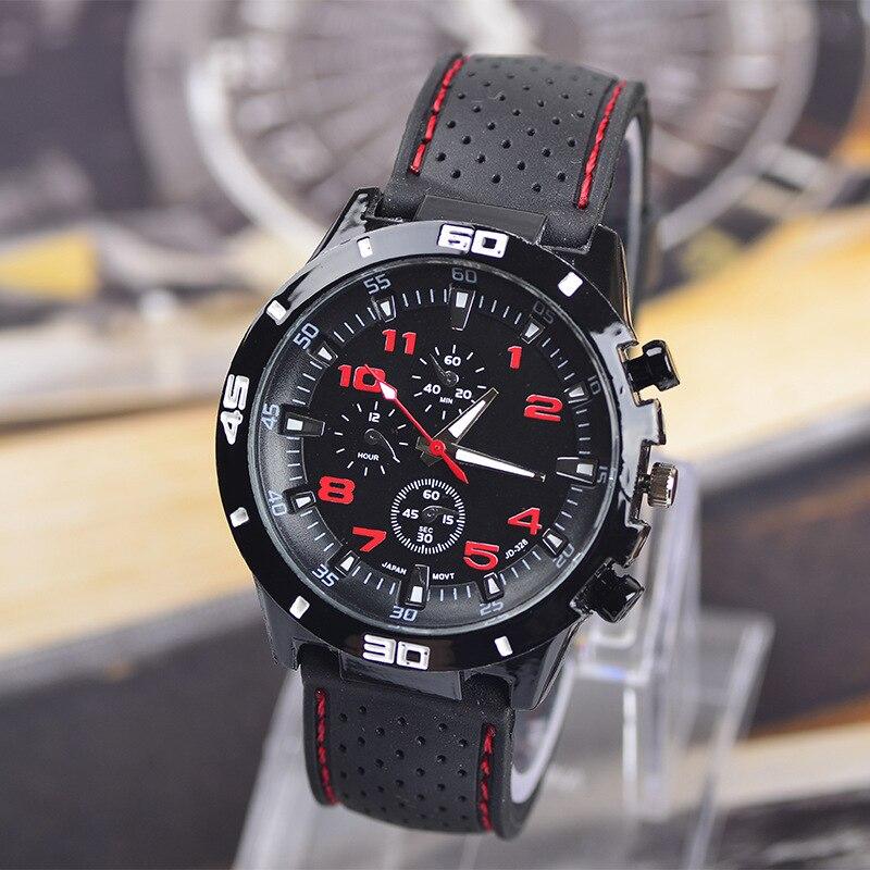 Fashion Brand Men's Watch Outdoor Sports Watches Men Business Silicone Digital Wristwatches Luxury Watches Relogio Masculino