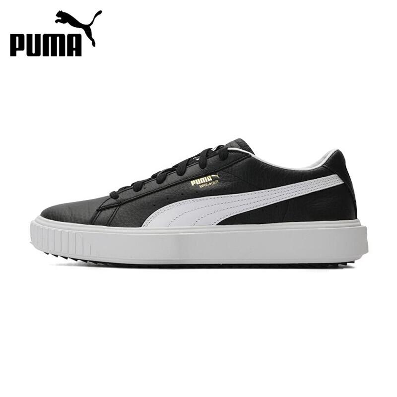 Original New Arrival 2018 PUMA Breaker LTHR Men's Skateboarding Shoes