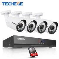 4CH 1080P POE NVR Kit 2 0MP SONY IMX222 POE IP Camera IR IP66 Waterproof Outdoor