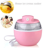 220V home ice cream maker Ice Cream Makers portable ice maker Fashion ice cream maker machine