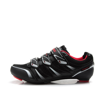 TIEBAO Road Cycling Shoes Breathable Bike Shoes Unisex Cycle Road Shoe hard sole Bicycle Shoes R1428