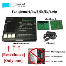 LCD Testeur Boîte 8 en 1 écran lcd et Digitizer écran Tactile carte de test pour l'iphone 4 4S 5 5S 5c 6g 6 plus. Top version Anglais